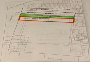 Foto de terreno comercial en renta en lago poniente , américas unidas, benito juárez, df / cdmx, 14881507 No. 01