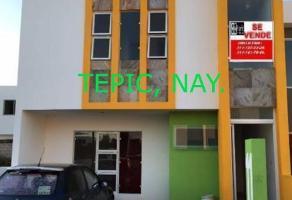 Foto de casa en venta en  , lagos del country, tepic, nayarit, 13988660 No. 01