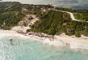 Foto de terreno habitacional en venta en laguna chacmochuk. 0 , isla blanca, isla mujeres, quintana roo, 18732660 No. 01