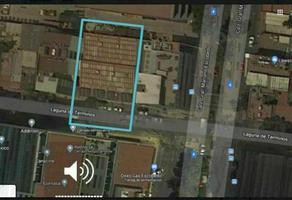 Foto de terreno habitacional en venta en laguna de terminos , ampliación granada, miguel hidalgo, df / cdmx, 0 No. 01