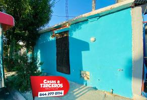Foto de casa en venta en laguna de terminos na, manantiales del valle sector iii, ramos arizpe, coahuila de zaragoza, 0 No. 01