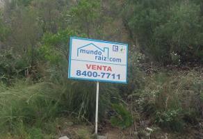 Foto de terreno habitacional en venta en  , las águilas, guadalupe, nuevo león, 12174194 No. 01