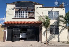 Foto de casa en venta en  , las alamedas mt, durango, durango, 14490733 No. 01