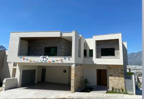 Foto de casa en venta en  , las almenas, santa catarina, nuevo león, 0 No. 01