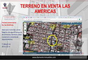 Foto de terreno habitacional en venta en  , las américas, aguascalientes, aguascalientes, 0 No. 01