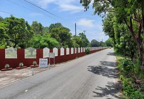 Foto de terreno habitacional en venta en las balsas , villa de guadalupe, medellín, veracruz de ignacio de la llave, 0 No. 01