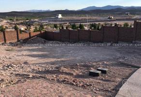 Foto de terreno habitacional en venta en  , las canteras, chihuahua, chihuahua, 17074924 No. 01
