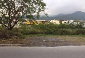 Foto de terreno habitacional en venta en  , las cumbres 2 sector, monterrey, nuevo león, 17268766 No. 01
