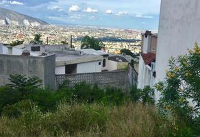 Foto de terreno habitacional en venta en  , las cumbres 4 sector c, monterrey, nuevo león, 19151077 No. 01