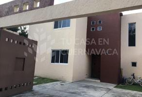 Foto de casa en venta en  , las fincas, jiutepec, morelos, 12182745 No. 01