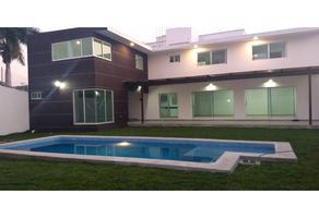 Foto de casa en venta en  , las fincas, jiutepec, morelos, 18102067 No. 01
