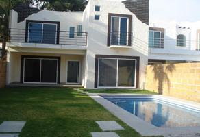 Foto de casa en renta en  , las fincas, jiutepec, morelos, 18476702 No. 01