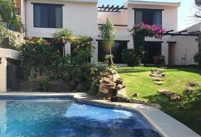 Foto de casa en renta en  , las fincas, jiutepec, morelos, 9698012 No. 01