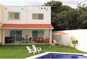 Foto de casa en condominio en venta en  , las fuentes, jiutepec, morelos, 16621300 No. 01