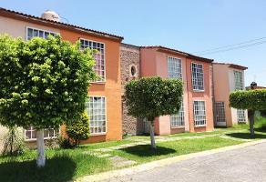 Foto de casa en venta en las garzas 0, villas de tezoyuca, emiliano zapata, morelos, 12668952 No. 01