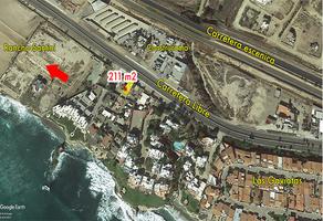 Foto de terreno comercial en venta en  , las gaviotas, playas de rosarito, baja california, 18404413 No. 01