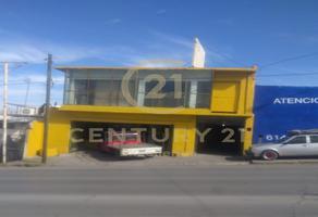 Foto de nave industrial en venta en  , las granjas, chihuahua, chihuahua, 18684288 No. 01