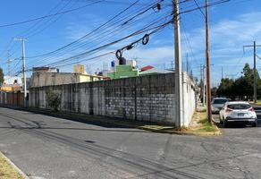 Foto de terreno habitacional en venta en  , las haciendas, metepec, méxico, 0 No. 01