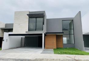 Foto de casa en venta en  , las huertas, santiago, nuevo león, 12122440 No. 01