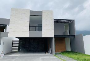 Foto de casa en venta en  , las huertas, santiago, nuevo león, 12943281 No. 01
