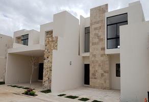 Foto de casa en venta en  , las margaritas de cholul, mérida, yucatán, 14245654 No. 01