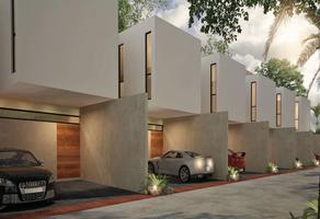 Foto de casa en venta en  , las margaritas de cholul, mérida, yucatán, 14587797 No. 01