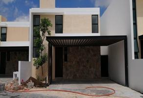 Foto de casa en venta en  , las margaritas de cholul, mérida, yucatán, 17439364 No. 01