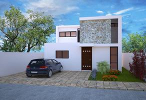 Foto de casa en venta en  , las margaritas de cholul, mérida, yucatán, 17859369 No. 01
