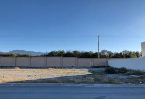 Foto de terreno habitacional en venta en  , las misiones, saltillo, coahuila de zaragoza, 11710776 No. 01