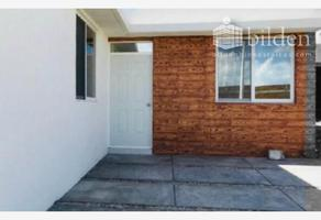 Foto de casa en venta en  , las nubes ii, durango, durango, 6341517 No. 01