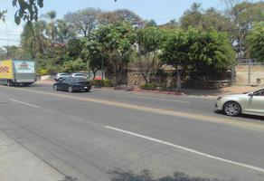 Foto de terreno habitacional en venta en las palmas 1125, las palmas, cuernavaca, morelos, 15930168 No. 01