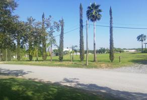Foto de terreno habitacional en venta en las palmas 32, las palmas, montemorelos, nuevo león, 19152767 No. 01
