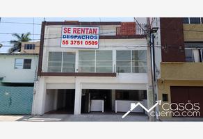 Foto de oficina en renta en las palmas , las palmas, cuernavaca, morelos, 5675207 No. 01