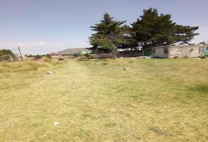 Foto de terreno habitacional en venta en las palomas , santiago tlacotepec, toluca, méxico, 0 No. 01