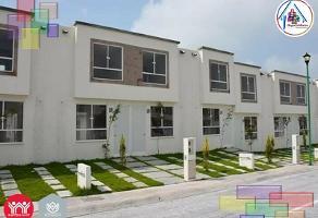 Foto de casa en venta en  , las plazas, zumpango, méxico, 16894605 No. 01