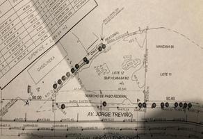 Foto de terreno comercial en venta en  , las puentes sector 7, san nicolás de los garza, nuevo león, 9660336 No. 01