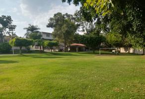 Foto de terreno habitacional en venta en  , las quintas, cuernavaca, morelos, 13777727 No. 01