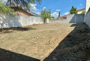 Foto de terreno habitacional en venta en  , las torres, monterrey, nuevo león, 0 No. 01