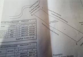 Foto de terreno habitacional en venta en las torres , parque industrial, ramos arizpe, coahuila de zaragoza, 14036228 No. 01