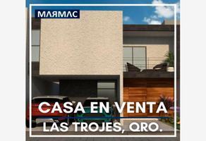 Foto de casa en venta en las trojes 00, hacienda las trojes, corregidora, querétaro, 0 No. 01