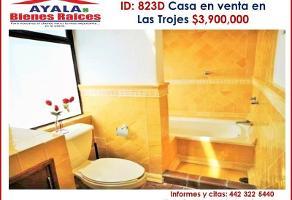 Foto de casa en venta en las trojes 222, hacienda las trojes, corregidora, querétaro, 0 No. 01