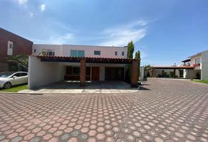 Foto de casa en venta en las viandas iv , san jerónimo chicahualco, metepec, méxico, 0 No. 01