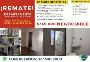 Foto de departamento en venta en  , las villas, tlajomulco de zúñiga, jalisco, 0 No. 01