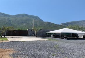 Foto de terreno habitacional en venta en las viznagas , la huasteca 3, santa catarina, nuevo león, 18746313 No. 01