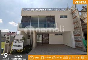 Foto de casa en venta en lateral norte de la recta a cholula 1201, residencial torrecillas, san pedro cholula, puebla, 16235174 No. 01