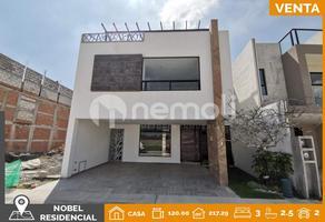 Foto de casa en venta en lateral norte de la recta a cholula 1201, residencial torrecillas, san pedro cholula, puebla, 17422015 No. 01