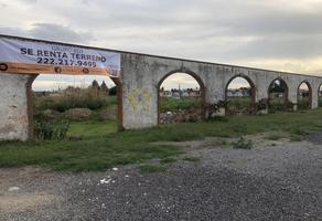 Foto de terreno comercial en renta en lateral recta a cholula , bello horizonte, puebla, puebla, 15600700 No. 01