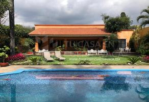 Foto de casa en renta en laurel 10, rancho cortes, cuernavaca, morelos, 0 No. 01