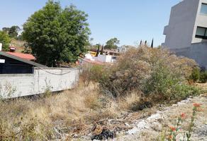 Foto de terreno comercial en venta en laurel 8, el mirador (la calera), puebla, puebla, 13618180 No. 01