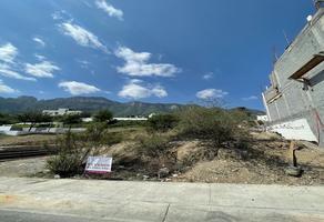 Foto de terreno habitacional en venta en laurel , valle de cumbres, garcía, nuevo león, 18479922 No. 01